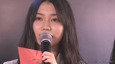 【AKB48】田野優花「チームKのキャプテンになるまでは辞めない」