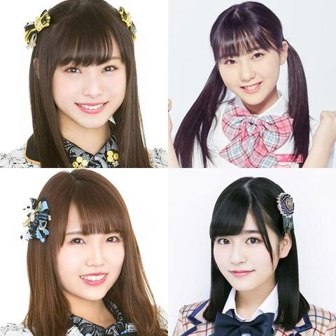 【朗報】PRODUCE48から田中美久、月足天音、梅山恋和、植村梓が途中降板