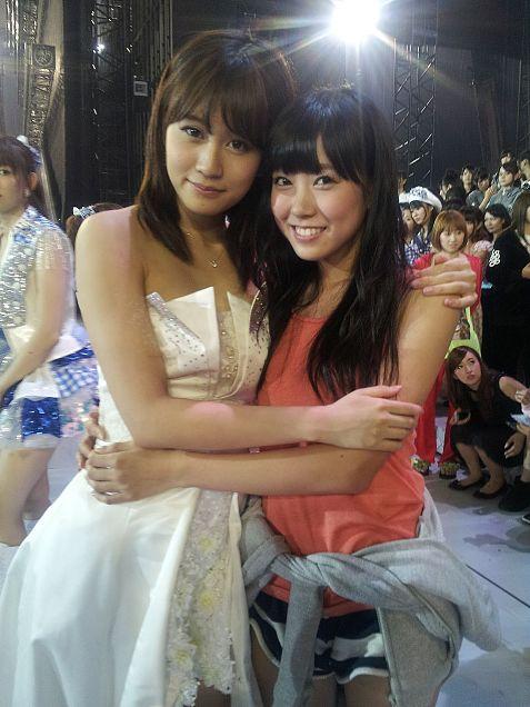 渡辺美優紀と前田敦子ってダメ男ばかりと付き合うとこが似てるよね