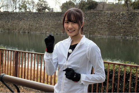 【NMB48】キャプテン小嶋花梨が沖縄で25Kmマラソンに挑戦!特番で生放送【3月21日】