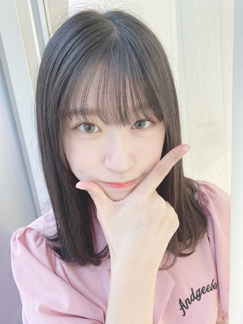 "【NMB48】上西怜""スケスケ写真""を投稿するも即削除"
