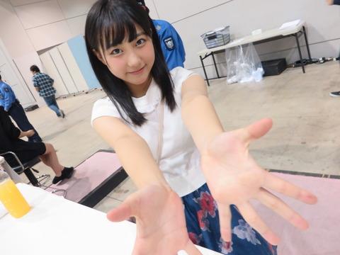 【AKB48G】握手会でメンバーをママって呼ぶのはセーフ?