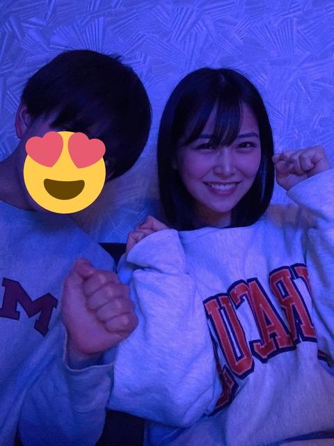【NMB48】白間美瑠「家で弟に抱きついてる」【画像あり】