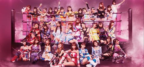 【AKB48】47th「シュートサイン」4日目売上33,674枚で初週ミリオン突破