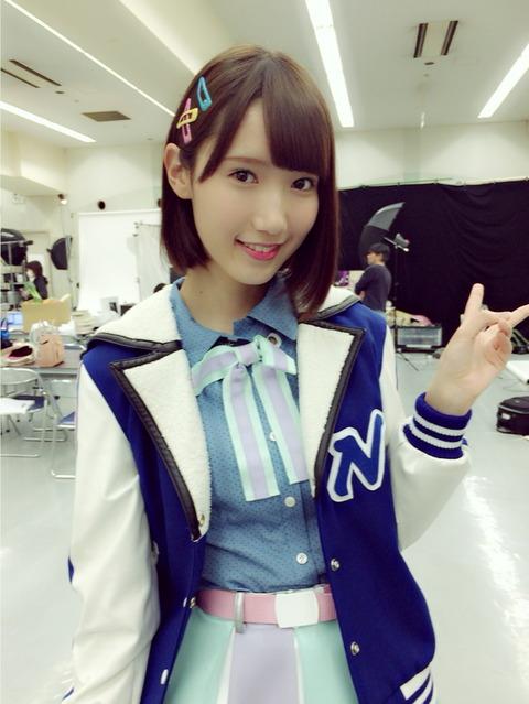 【HKT48】田中菜津美、プロフィールの身長をずっと詐欺って168センチにしていたwww