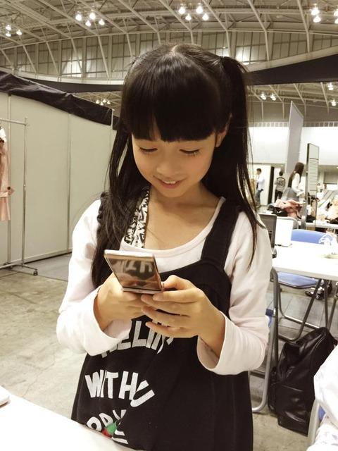 【HKT48】今村麻莉愛ちゃん、モバメ開始でスマホが支給されると思い喜んでいた結果wwww