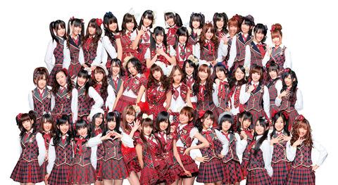 AKB48がブレイクするきっかけになった曲とは?