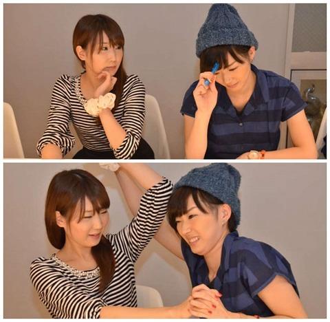 【AKB48】田名部生来と中田ちさとが12月3日に「渋谷ミルキーウェイ」イベント開催!!
