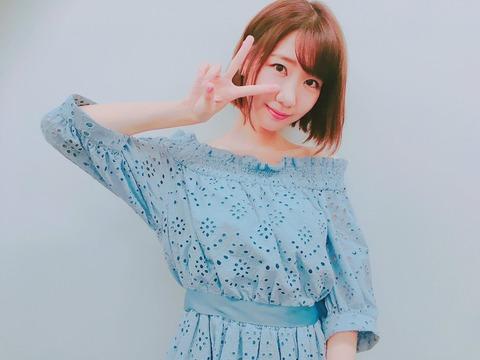 【AKB48】柏木由紀のイベント、トーク中のヤジがひどすぎると話題に