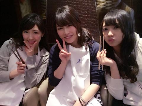 AKB48幹部会に木崎ゆりあが参加してる件