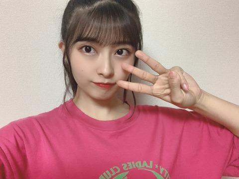 【朗報?】AKB48チーム8行天優莉奈「彼氏できたことない。生まれてこの方」【フラグ?】-