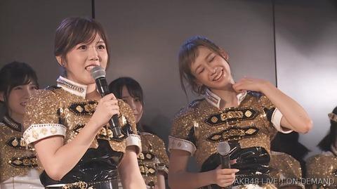 【動画アリ】AKB48宮崎美穂、生誕祭公演で卒業発表・・・・・・・・なしwww