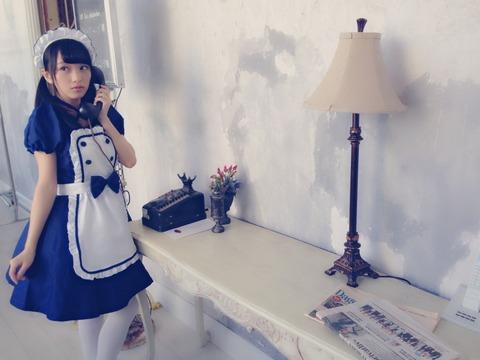【AKB48】ぱるるにあーん♪されたみーおん「ドキがムネムネしました」【島崎遥香・向井地美音】