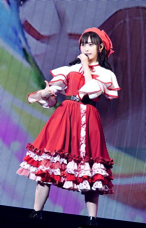 【TDCホールライブ祭り】SKE48末永桜花とNMB48梅山恋和は何で撮影タイムやらなかったの?