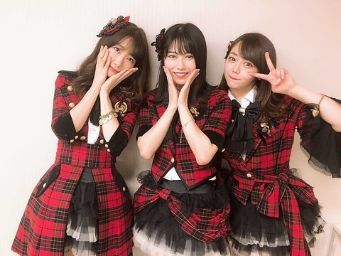 【AKB48G】30代になっても居座ってそうなメンバー
