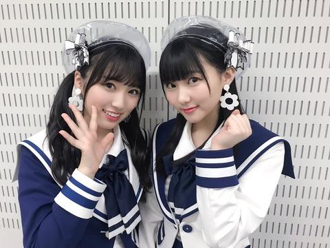 【HKT48】もしも矢吹奈子ちゃんが神7に入ったら、田中美久との関係はどうなるの?