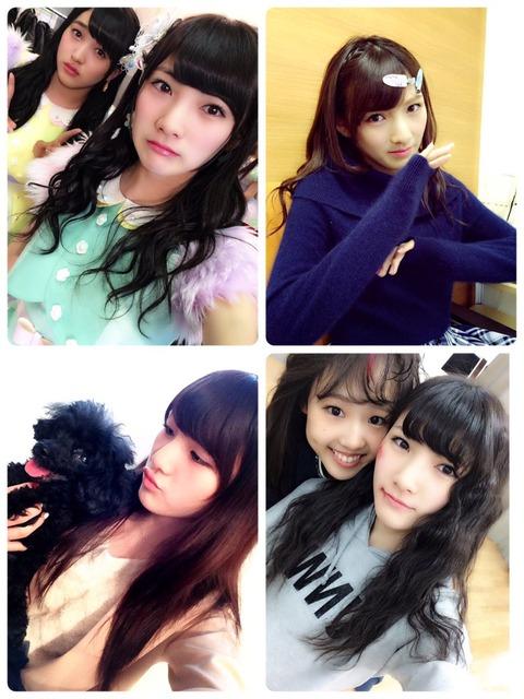 【AKB48】昔のロングヘアの頃の岡田奈々ちゃんが好きだった