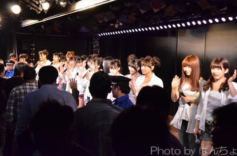 【AKB48G】公演後のお見送りで推しに「あっ!」と指された時の快感