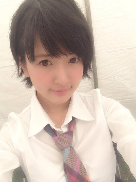 【NMB48】黒髪ショートにしたりりぽんについて【須藤凜々花】