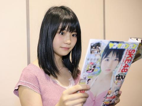 【SKE48】小畑優奈ってこれから水着着れなくなるん?