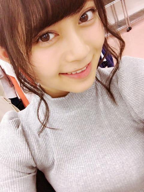 【HKT48】岩花詩乃って画像を見る限り可愛いのに何で全然人気ないの?