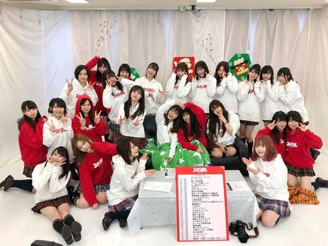 【NMB48】渋谷凪咲「他のグループは24時間生配信出来るものならやってみろ!」