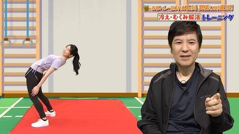 【朗報】今週のミラモンのゆいはんがエロい件【AKB48・横山由依】