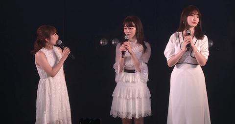 【悲報】小嶋陽菜さん「久々にAKB48劇場に来たら、壁にカビが生えてた。」
