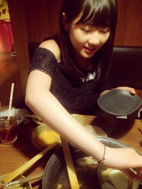 お前らは西野未姫ちゃん御用達の「しゃぶしゃぶ温野菜」に行ったことあるの?