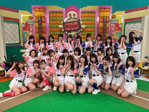 【悲報】ドサ回り仕事すらロクにないAKS系列グループ【AKB48・HKT48・NGT48】