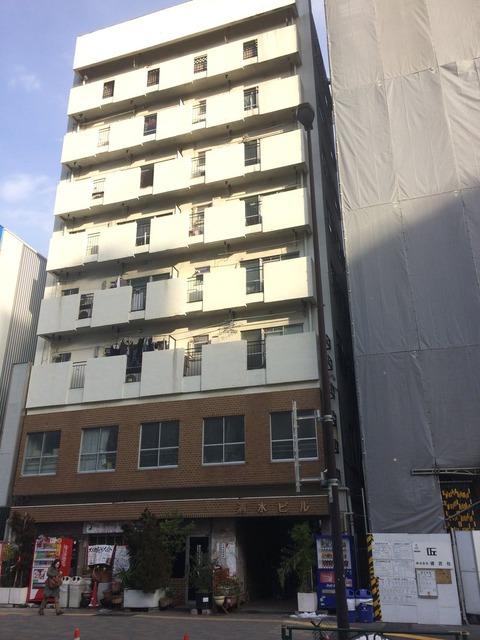 トップリード新妻が盗みに入った新宿7丁目の「清水ビル」の外観ヤバ過ぎ