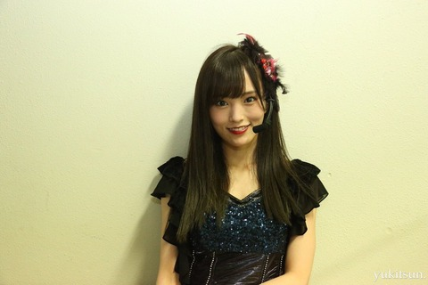 【NMB48】山本彩が新幹線で渡辺美優紀に遭遇!!!