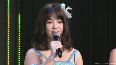 【NMB48】中野麗来が卒業発表!!!教師を目指す模様