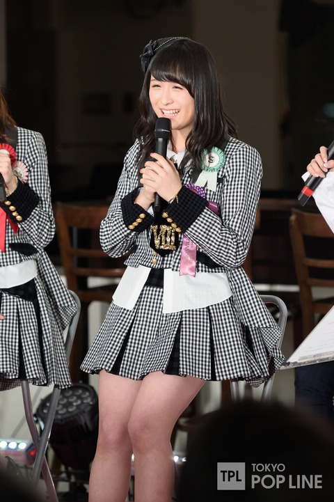 【悲報】さややがぱんっぱんになってしまった【AKB48・川本紗矢】