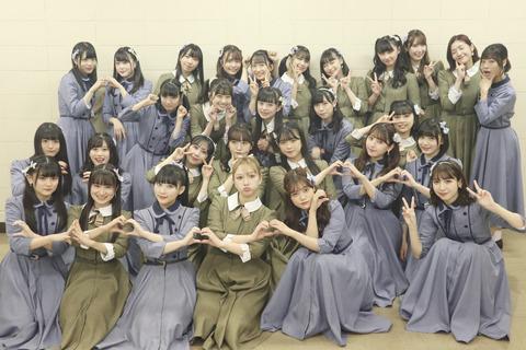 【画像】最新のHKT48がコチラ
