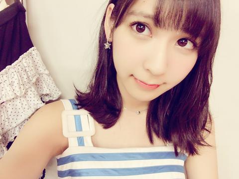 【HKT48】松岡菜摘「20歳の目標はシングル曲でセンターをやりたい」