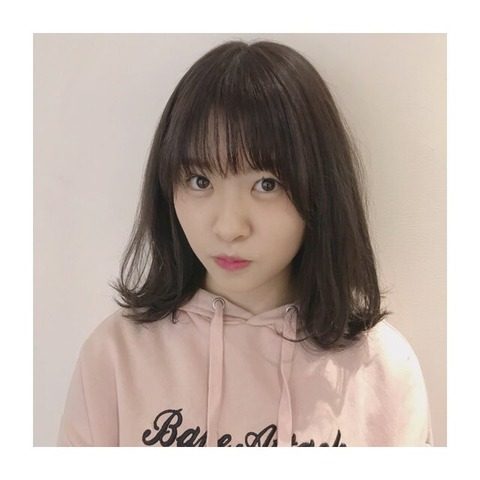 【AKB48】ヘアーカラーした中西智代梨が可愛くなってるんだがwww