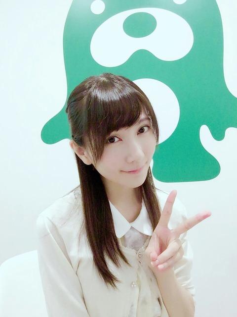 【朗報】元SKE48秦佐和子がPS4新作ゲーム「BLUE REFLECTION」に出演
