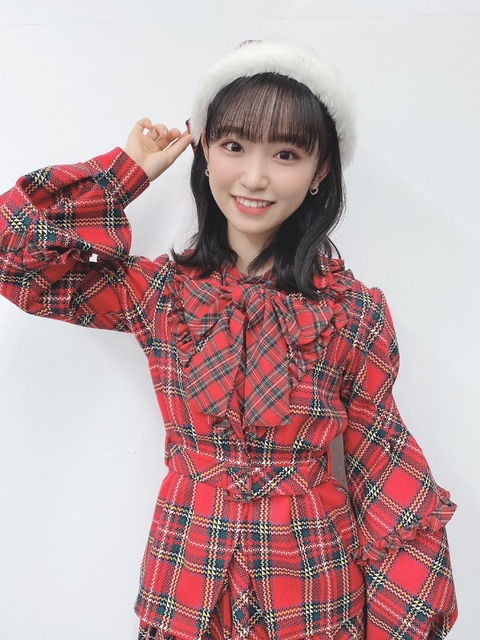 【悲報】AKB48山内瑞葵さん、両津勘吉みたいな眉毛になってしまうwww