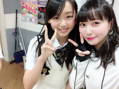 【画像】NMB48に清宮級超大型新人が現る!!!【泉綾乃】