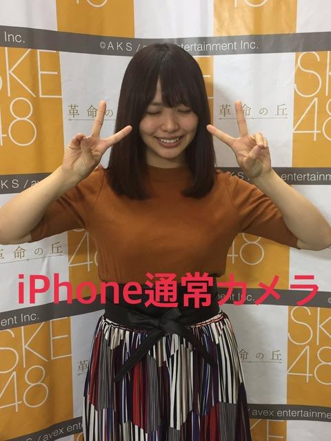 【SKE48】松村香織が暴露「8期研究生は目が合っても挨拶しない」