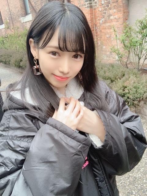 【下剋上】HKT48新センター運上弘菜、ついに田中美久を抜いて人気トップに