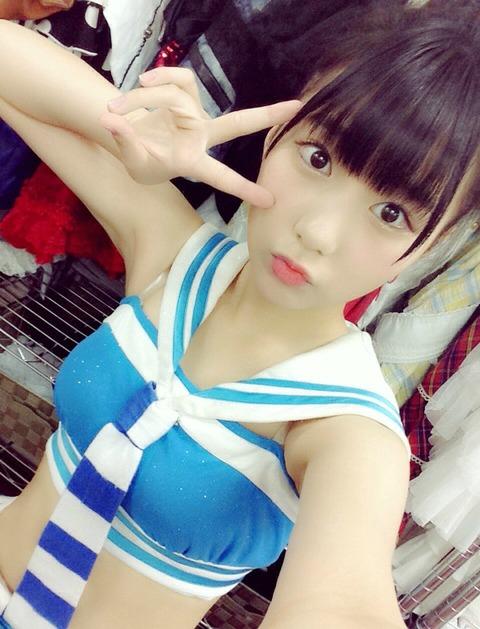 【HKT48】田中美久「初めて水着着たよ!アメリカーンな感じだった!」