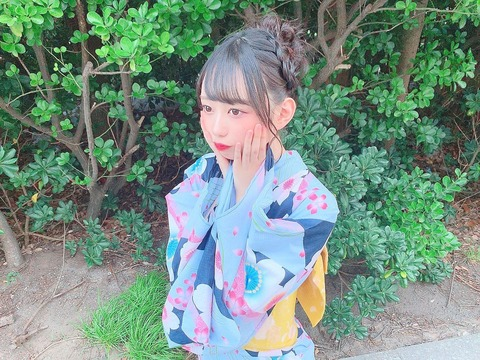 【AKB48】大盛真歩さん握手会のケータリング食べ過ぎ問題