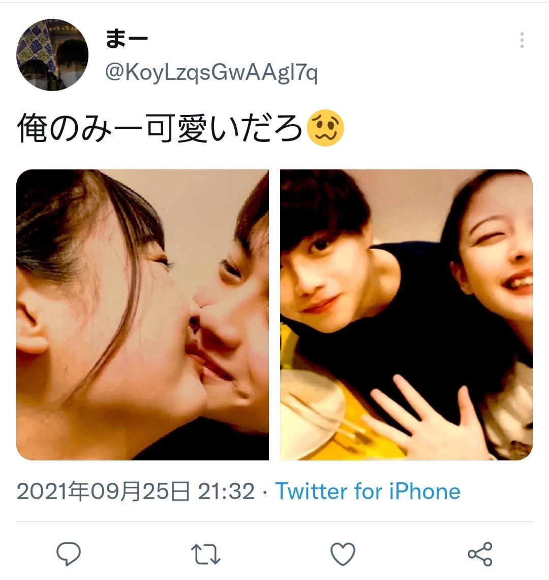 STU48 今泉美利愛のキス画像