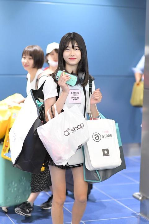 【AKB48】千葉恵里さんの韓国での戦利品が半端ないwww