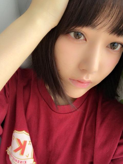【HKT48】さくらたん、黒髪になって完全復活!!!!!!【宮脇咲良】