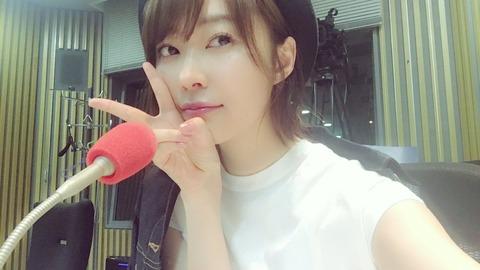 【HKT48】指原莉乃、体調不良で握手をお休み「ネットニュースにはしないでください」