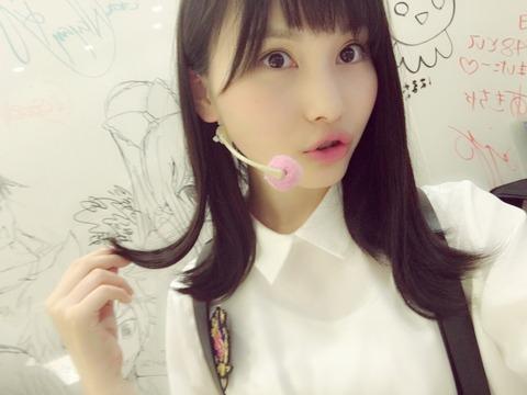 【朗報】せいちゃんがモバメで釣りはじめた件【AKB48・福岡聖菜】