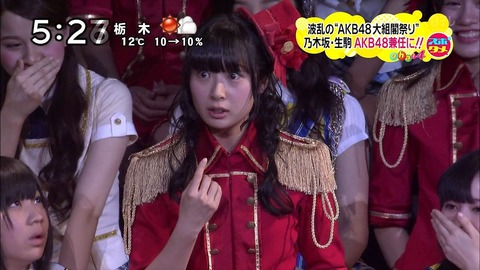 【AKB48】「移籍もしくは兼任を打診されたら?」メンバーの回答がこちら